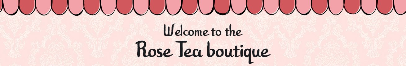 ESSENCE: ROSE TEA