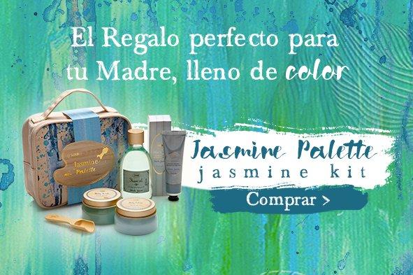 Jasmine Palette: Jasmine Palette