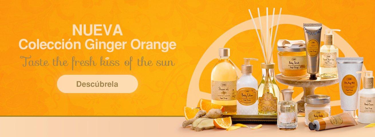 Coleccion Ginger Orange: Coleccion Ginger Orange