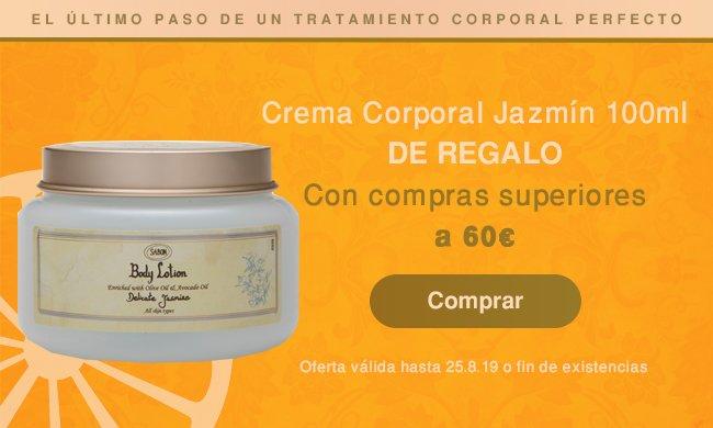 Regalo Crema Cuerpo: Regalo Crema Cuerpo