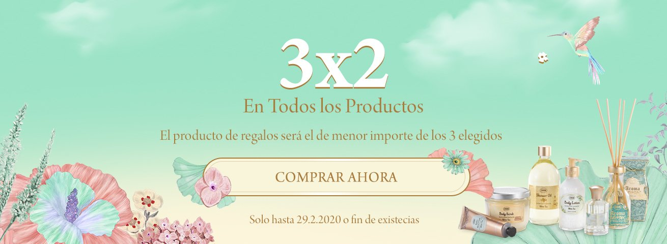 3x2 Todos los productos: 3x2 Todos los productos