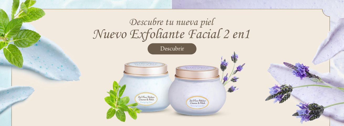Nuevo Face Polisher 2 en 1: Nuevo Face Polisher 2 en 1