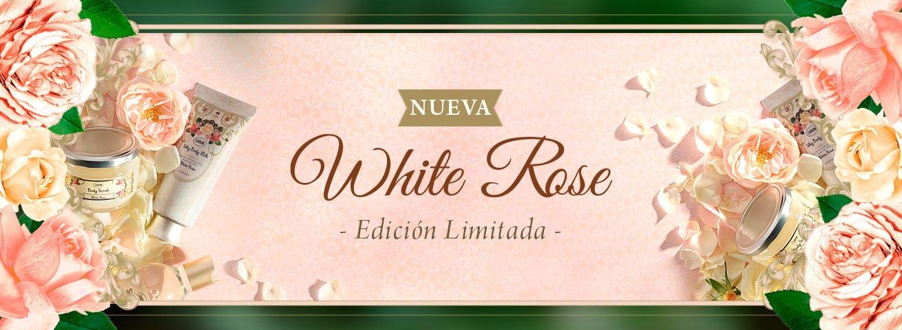 White Rose Edición Limitada: White Rose Edición Limitada