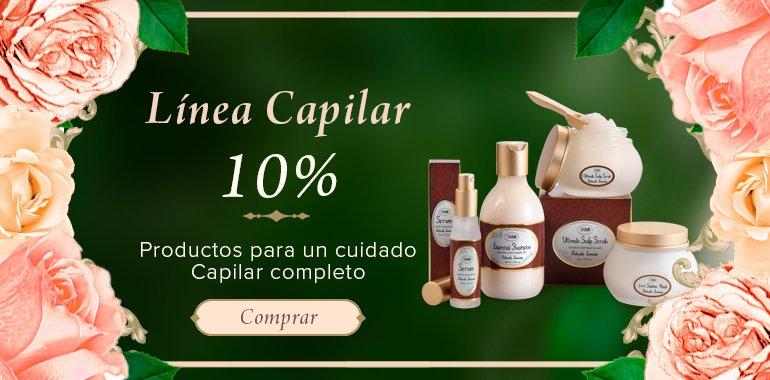 Oferta Capilar 10%: Oferta Capilar 10%