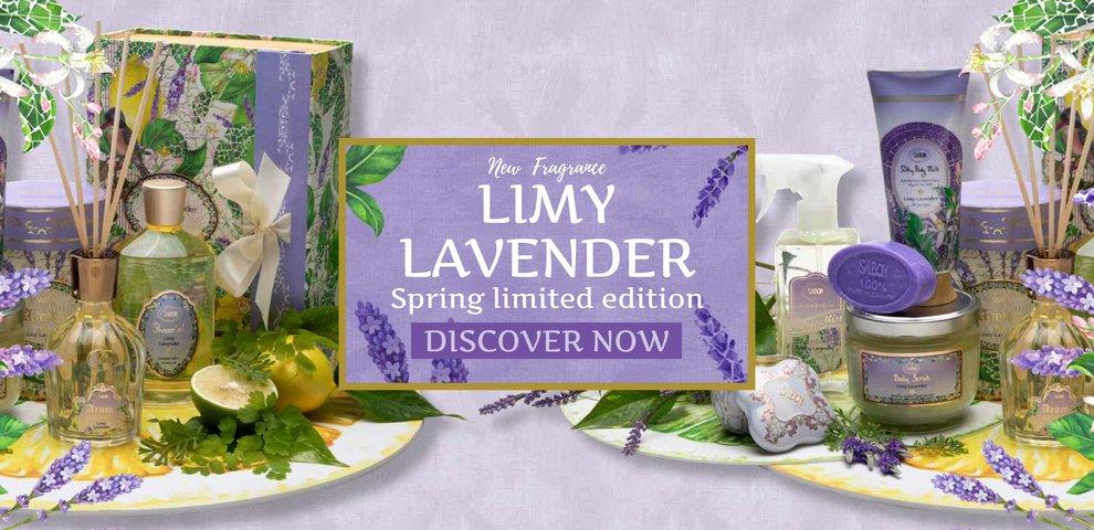 Limy Lavender Spring 2019: Limy Lavender Spring 2019