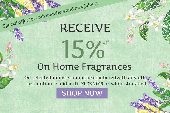 Promotion 15% Aromas RP: Promotion 15% Aromas RP