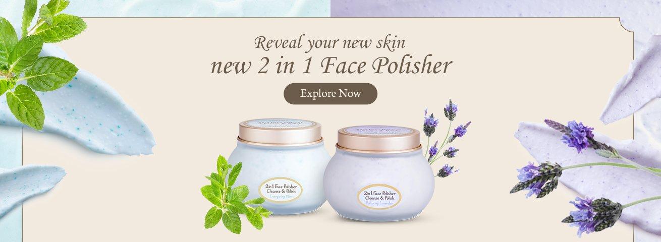 New Face Polisher 2 en 1: New Face Polisher 2 en 1