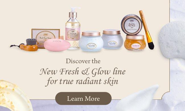 New Fresh & Glow Collection: New Fresh & Glow Collection