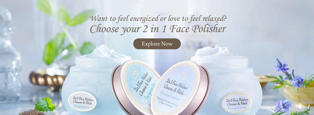 Face Polisher 2 in 1: Face Polisher 2 in 1