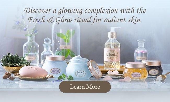 Fresh & Glow Collection: Fresh & Glow Collection