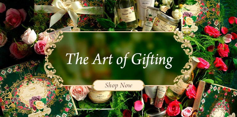 The Art of Gifting: The Art of Gifting