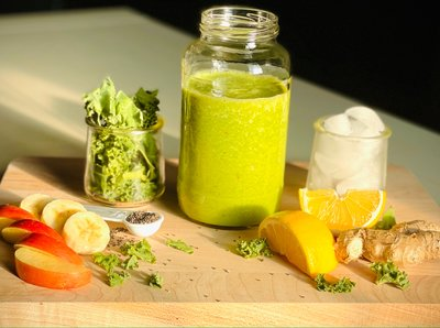 Detox everyday, not only today