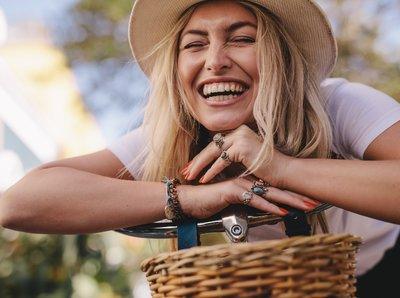 La importancia de reírse todos los días