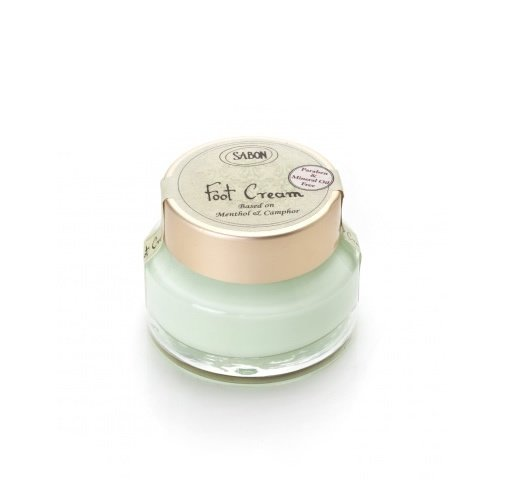 Foot Cream Jar - mini