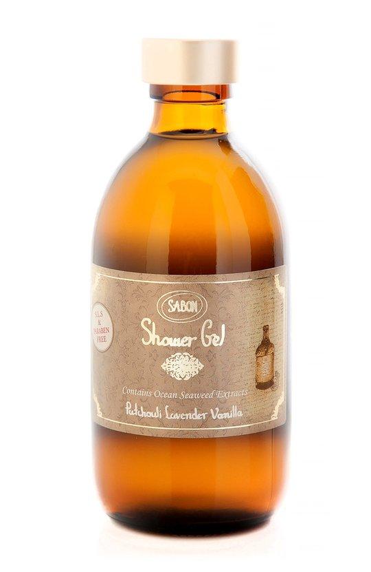 Shower Gel Patchouli - Lavender - Vanilla