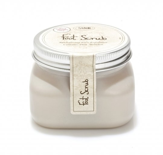 Foot Scrub Mint