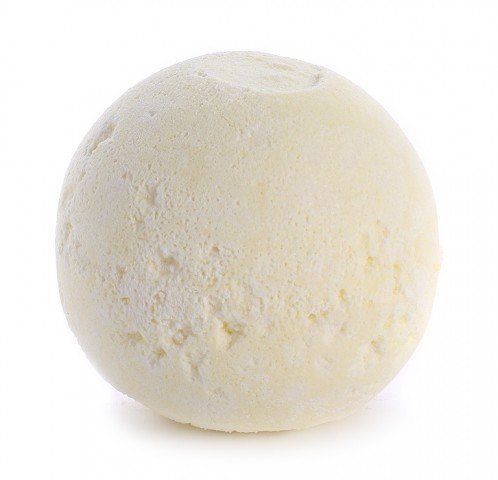 Mineral Bath Ball Peach - Honey