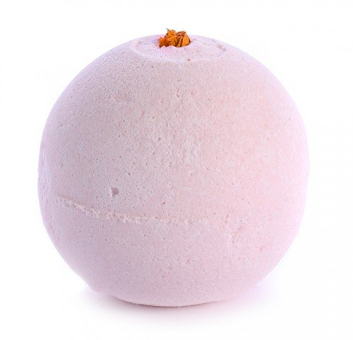 Mineral Bath Ball Rose Rose
