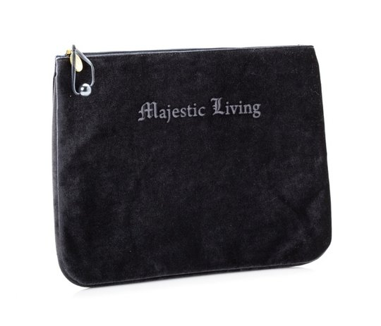 Make-up Bag Velvet - L