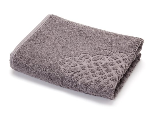 Bath towel Grey - medium