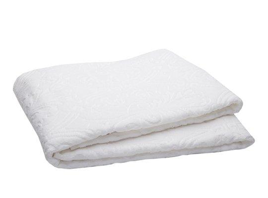 Bath towel White - large