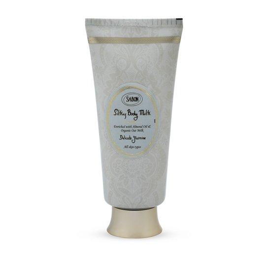 Silky Body Milk Jasmine