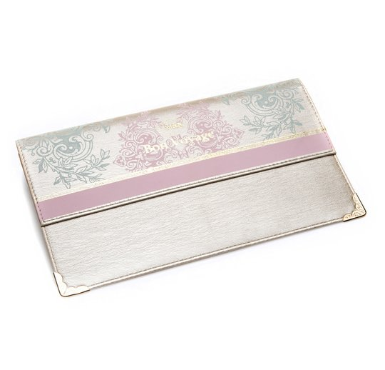Passport case Golden