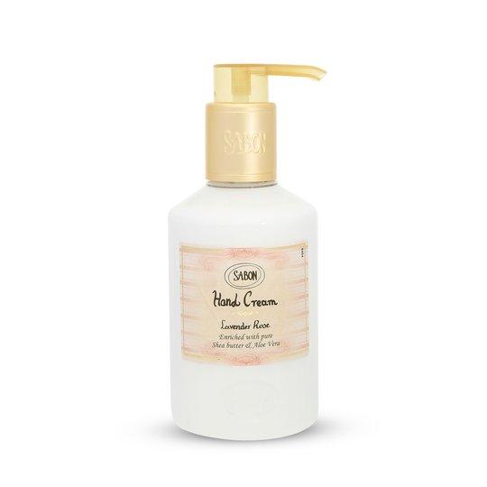 Crema de Manos - Botella Lavanda Rosa