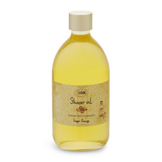 Shower Oil Ginger - Orange