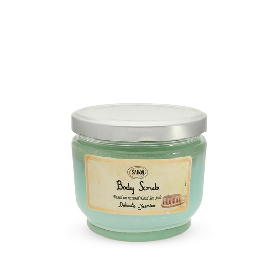 Large Body Scrub Jasmine