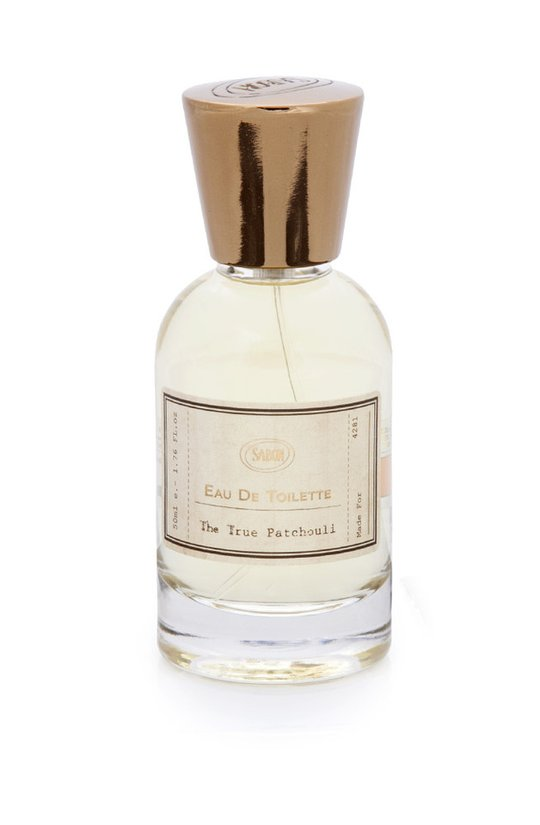 Eau de toilette The True Patchouli