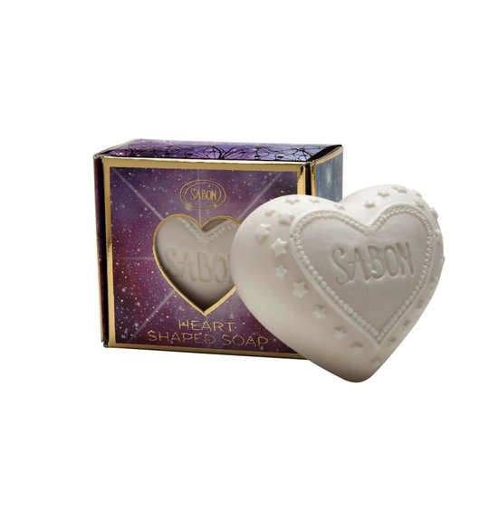 Soap Heart Floral Galaxy