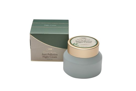 Night Cream Anti Pollution