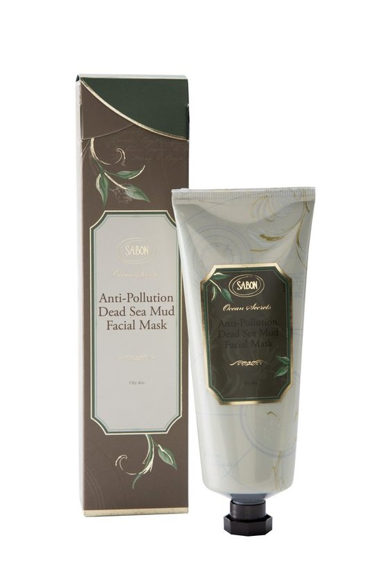 Dead Sea Mud Mask Anti Pollution