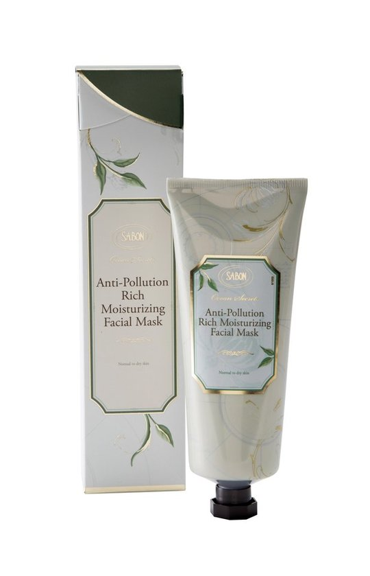 Rich Moisturising Mask Anti Pollution
