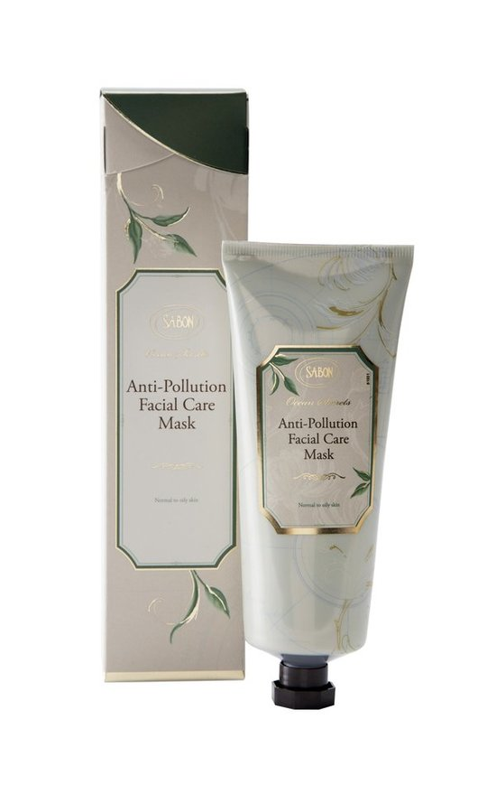 Facial Care Mask Anti Pollution