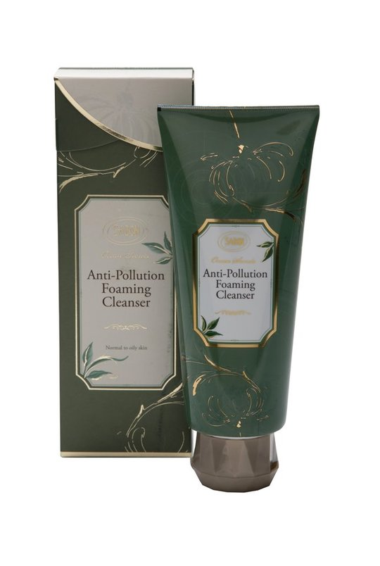 Foaming Cleanser Anti Pollution