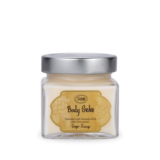 Body Gelée Ginger Orange
