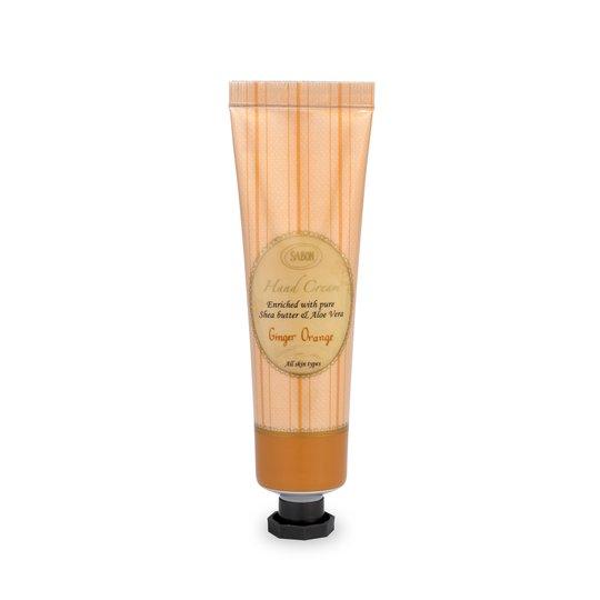 Hand Cream Ginger Orange