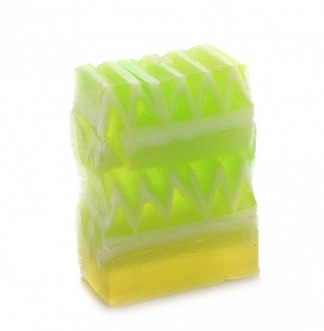 Glycerin soap Grass - 100 g
