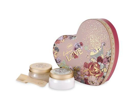 Gift Set White Tea Heart