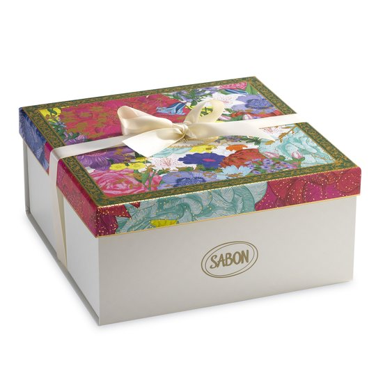 Caja de Regalo Floral Bloom L