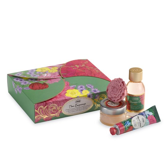 Cofre Regalo Floral Bloom