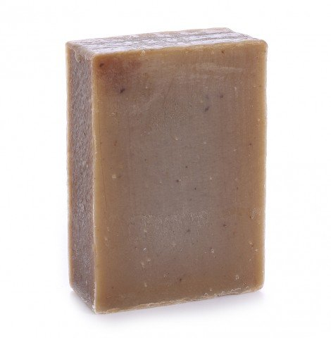 Olive oil soap Mud