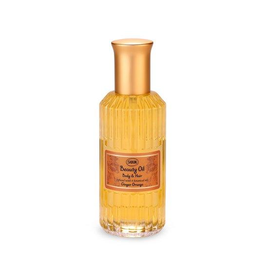 Beauty Oil Ginger Orange