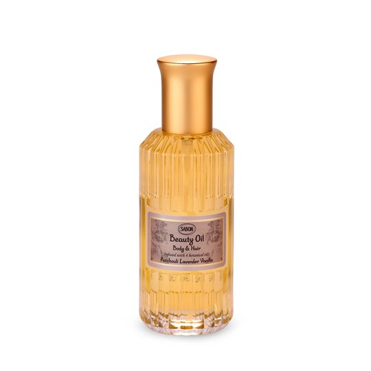 Beauty Oil PLV