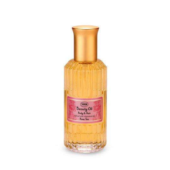 Beauty Oil Rose Tea