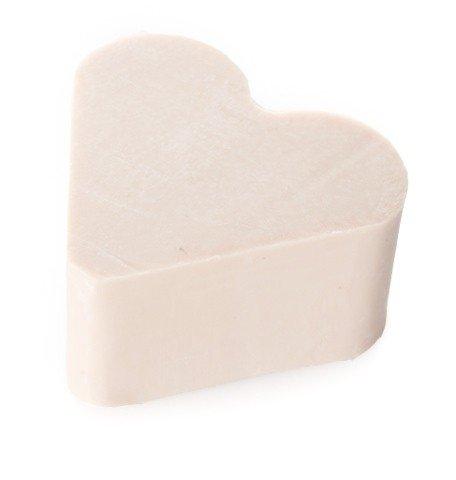 Heart soap Mango - Kiwi