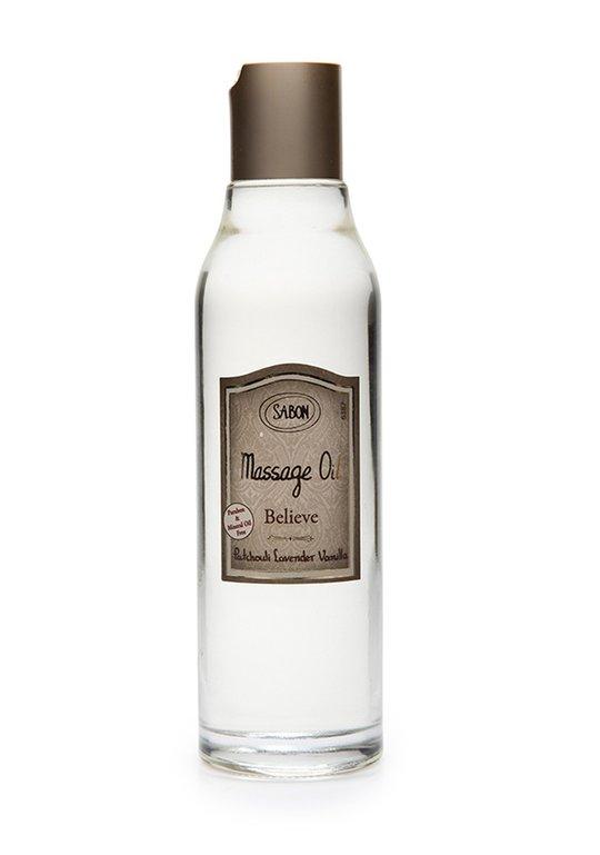 Aceite de Masaje Pachuli Lavanda Vainilla