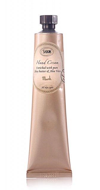 Hand Cream - Tube Musk